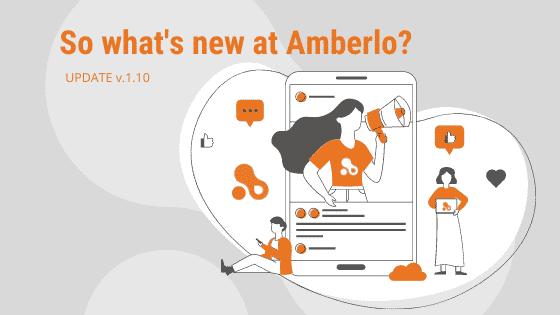 Amberlo updates cover image