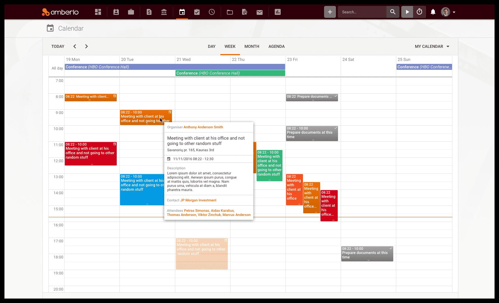 Legal Calendaring