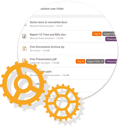 Automated document management