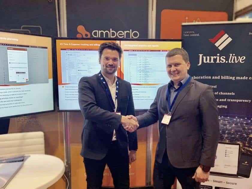 Amberlo and Jurislive - Legalex -blog image