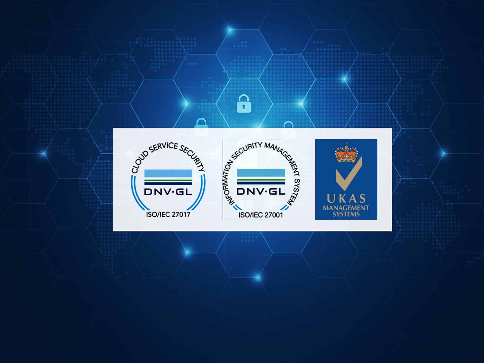 ISO certificates for Amberlo - blog image