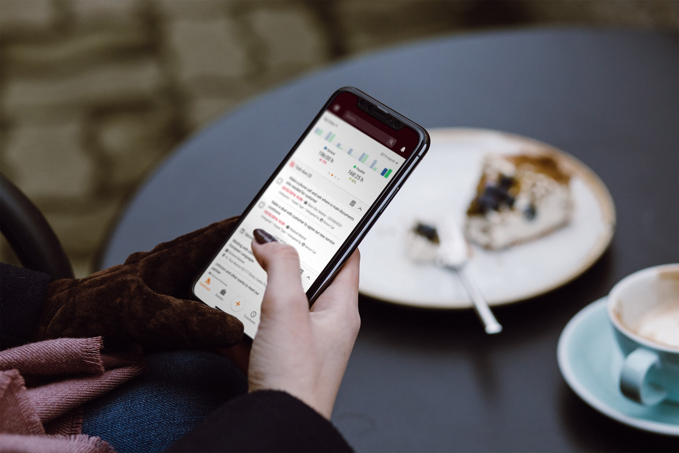 Amberlo mobile app - blog image