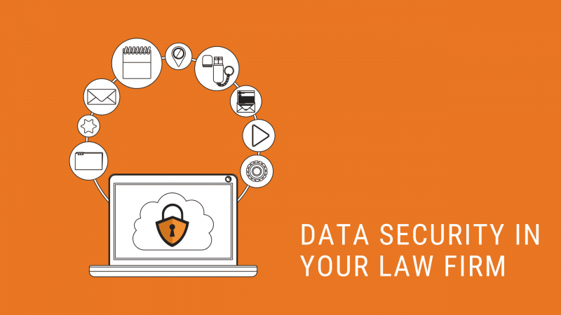 Security in Law firm - cover image