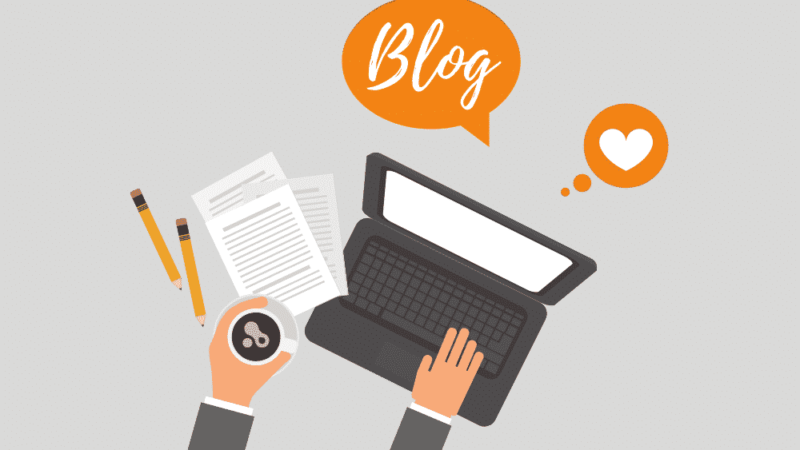 Blogging For Law Firms - cover image