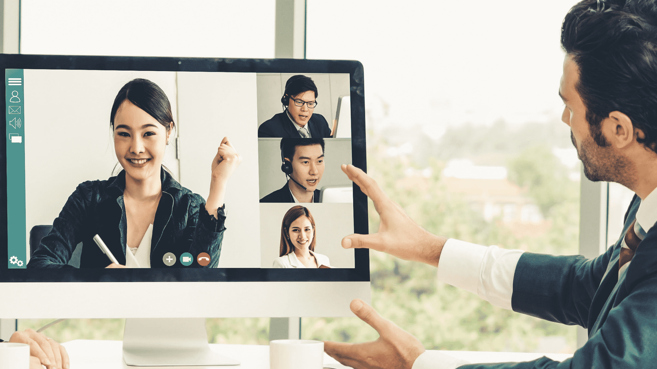 Video Call for your virtual law firm - blog image