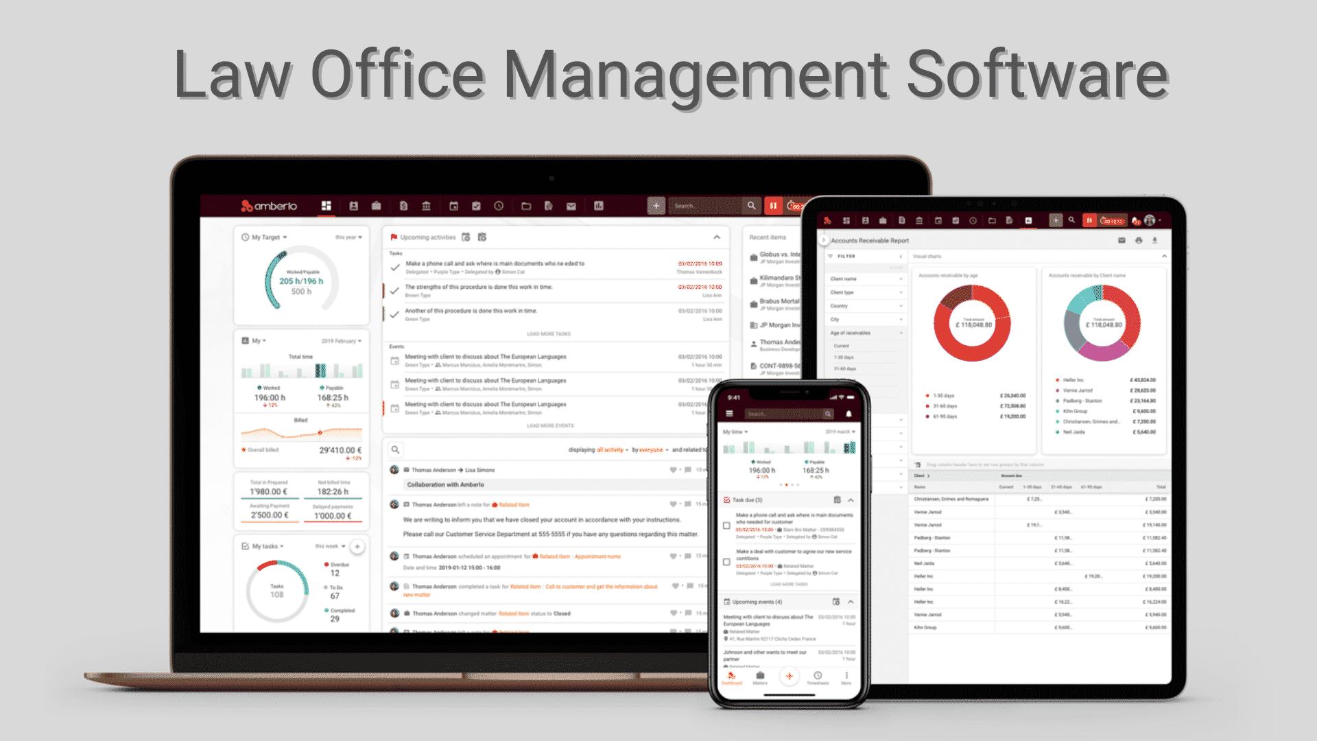 law office management software - blog image