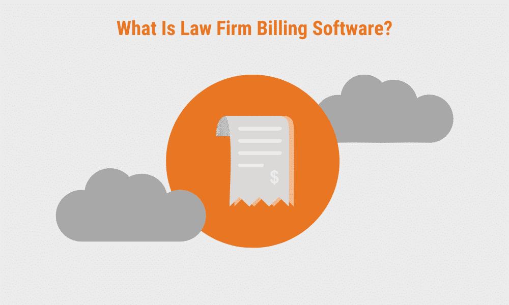 Law firm billing software blog image